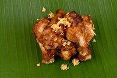 Style Thaïlande de poulet frit images libres de droits
