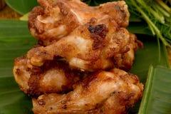 Style Thaïlande de poulet frit photo libre de droits