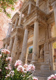 Styled picture - ancient Ephesus Stock Photo