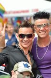Styles at the Pride Parade in Madison, Wisconsin Stock Image