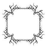 StyleTree. Design elements by the vectors on a white background. The style beds vector illustration