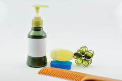 Styling gel, Hair gel Stock Photography