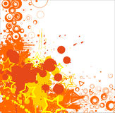 Stylish abstract background. Royalty Free Stock Photos
