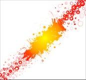 Stylish abstract background. Royalty Free Stock Photo