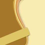 Stylish abstract background. Vector illustration Stock Image