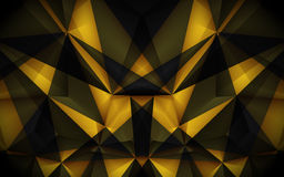 Stylish abstract background. Vector Illustration Royalty Free Stock Photos