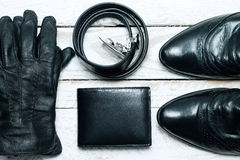 Stylish accesories for men. Stock Photography