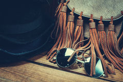 Stylish accessories Stock Images