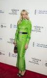 Stylish Actor Chloe Sevignyat `The Dinner Premiere at 2017 Tribeca Film Festival Stock Photos