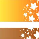 Stylish autumn background Royalty Free Stock Photography