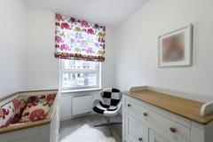 Stylish baby room Royalty Free Stock Photography