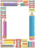 Stylish Background for announcements, stationery and scrapbooks.  Royalty Free Stock Photos