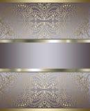 Stylish background  gold Royalty Free Stock Photo