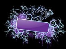 Stylish banner Stock Images