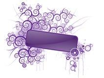 Stylish banner Stock Image