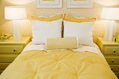 Stylish Bedroom Interior Design Stock Photos