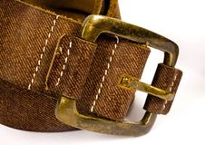 Stylish belt Royalty Free Stock Photo