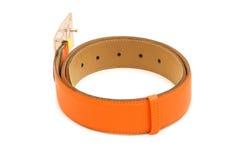 Stylish belt isolated Royalty Free Stock Photos