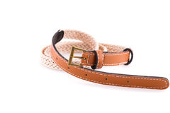 Stylish belt Stock Images