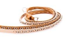 Stylish belts Stock Photo