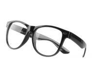 Stylish black sunglasses Royalty Free Stock Photography