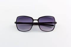 Stylish black sunglasses. Royalty Free Stock Images