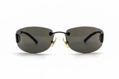 Stylish black sunglasses. Royalty Free Stock Photography