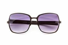 Stylish black sunglasses. Royalty Free Stock Image