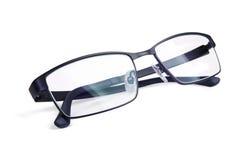 Stylish black sunglasses Stock Photo