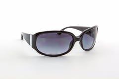 Stylish black sunglasses. Stock Images