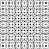 Stylish Black And White Geometric Graphic Pattern Stock Photo