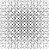 Stylish Black And White Monochrome Geometric Graphic Pattern VecStylish Black And White Monochrome Geometric Graphic Pattern Stock Photography