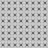 Stylish Black And White Monochrome Geometric Graphic Pattern VecStylish Black And White Monochrome Geometric Graphic Pattern Vecto Royalty Free Stock Photography