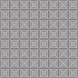 Stylish Black And White Monochrome Geometric Graphic Pattern VecStylish Black And White Monochrome Geometric Graphic Pattern Royalty Free Stock Photos