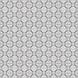 Stylish Black And White Monochrome Geometric Graphic Pattern VecStylish Black And White Monochrome Geometric Graphic Pattern Royalty Free Stock Images