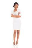 Stylish black woman Royalty Free Stock Image