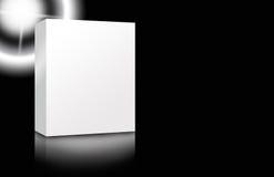 A Stylish Blank Box Stock Photos