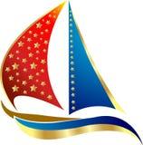 Stylish boat Stock Image