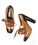 Stylish boots Stock Photos