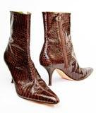 Stylish Boots Stock Images