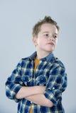 Stylish boy Stock Images