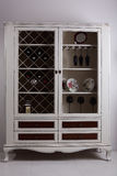 Stylish and brand new cabinet Royalty Free Stock Photo