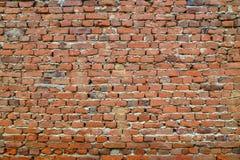 Stylish brick wall background. Closeup royalty free stock photography