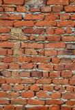 Stylish brick wall background. Closeup royalty free stock image