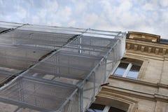 Stylish building on a renovation site Stock Photography