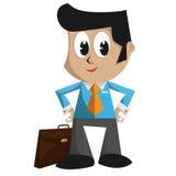 Stylish Businessman Royalty Free Stock Images