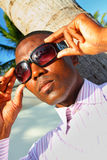 Stylish Businessman Stock Photos