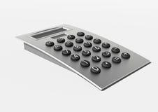 Stylish calculator Royalty Free Stock Images