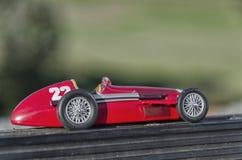Stylish car of the Fangio era Stock Image