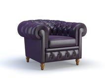 Stylish chair Royalty Free Stock Photos
